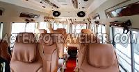 16 Seater Tempo Traveller