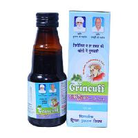 Grincuff Triple Action Cough Syrup