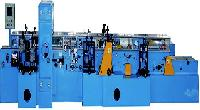 Plate Cutting & Brushing Machine for automotive batteries