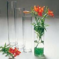 Cylindrical Flower Vase