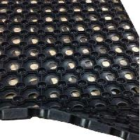 PVC Hollow Door Mats