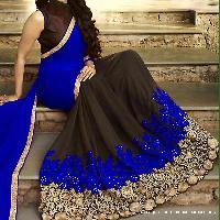 Ladies Party Wear Sarees