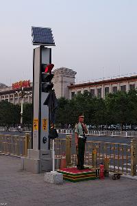 Solar Traffic Control System