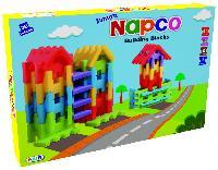 Napco Jr Building Blocks Construction Set