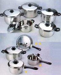 Stainless Steel Cookware - Manufacturer, Exporters and Wholesale Suppliers,  Delhi - United Glass Company