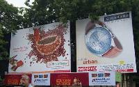 Advertising Hoarding 01