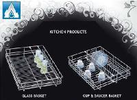 Cup & Saucer Basket