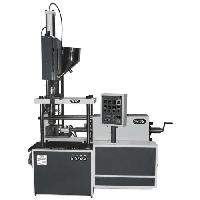 Verticle Screw Injection Moulding Machine