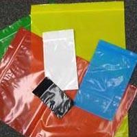 Bopp Color Zip lock Bags