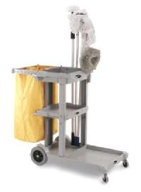 Multifunction Housekeeping Trolley