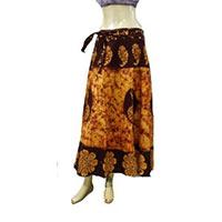 Women Wrap Around Skirt