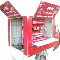 Auto Mobile Soda Machine