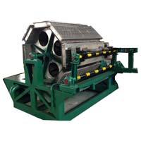 Fully Automatic Rotary Egg Tray Making Machine