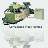 Corrugated Flexible Pipe Machine123