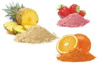 Spray Dried Fruit Powders