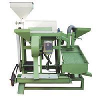 Mini Dal Milling Machine