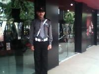 Showroom Security Guard Services
