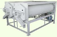 Indented Cylinder Separator