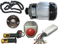 Pedal E Rickshaw Conversion Kit 3 - Traction Motor (BLDC)