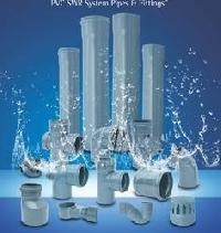 PVC SWR System Pipes And Fittings