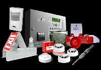 Fire Alarm Security System