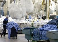 Industrial Laundry Services