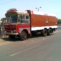 Truck Body Front & Side View