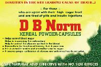 D B Norm Anti Diabetic Powder