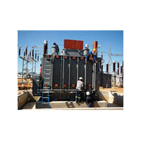 Erection Of Transformer