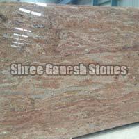 Rosewood Granite Slabs