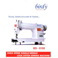 Needle Lock Stitch Sewing Machine