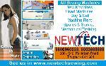 Industrial Sewing Machine - Juki Ddl8100e