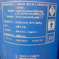 Ethyl Alcohol / Ethanol 96 % & Above