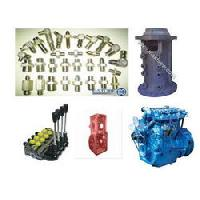 Hydraulic Mobile Crane Parts