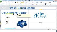 Excel Dash Boards ( Accounting Solution)