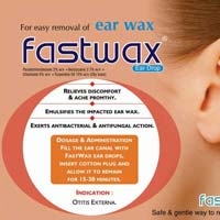 Fastwax Ear Drops
