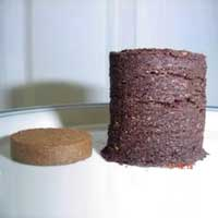 Coco Peat Round Discs