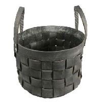 Recycled Car Tire Basket