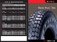 Radial Truck Tires Brochure