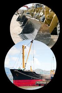 Port Handling Service