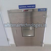 Cleanroom Pass Box - Manufacturer, Exporters and Wholesale Suppliers,  Telangana - Whitenair Technologies