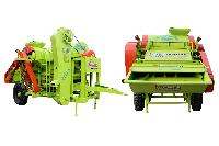 SELF FEEDING MULTI CROP THRESHER