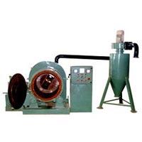 Rotary Barrel Type Airless Blasting Machine