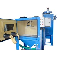 Suction Blasting Machines