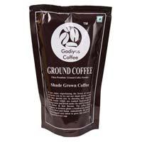 Ground Coffee Powder