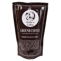 Grounded Coffee Powder