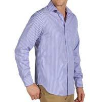 Mens Striped Cotton Shirts