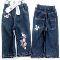 Girls Stretchable Jeans