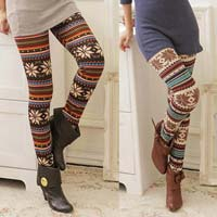 Multi Colored Leggings