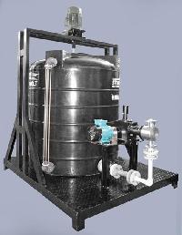 Aluminium Dosing System